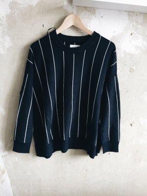 Gestreifter Pullover von Monki