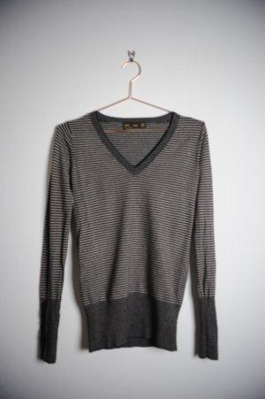 gestreifter Pullover von Zara