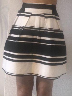 Orsay Jupe évasée noir-blanc