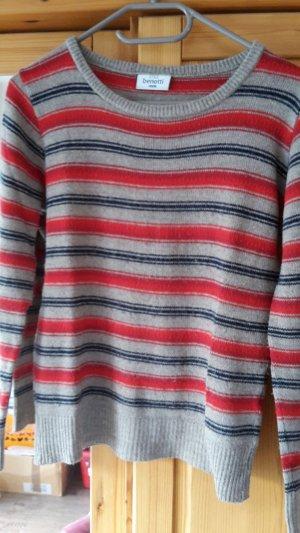 Jersey estilo Noruego multicolor