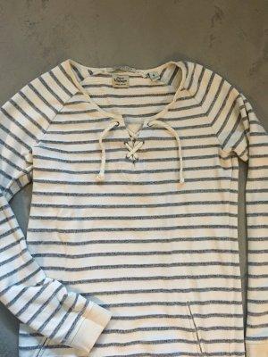 Gestreifter Sweater // Maison Scotch // Marine-Look