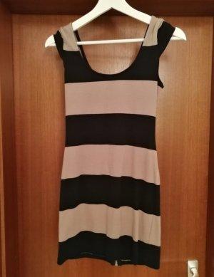 Gestreiftes enges Kleid von H&M