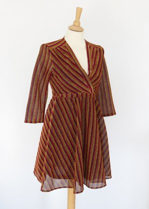 Kilibbi A-lijn jurk veelkleurig