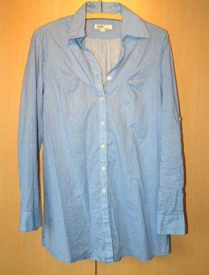 gestreiftes Hemdblusen-Kleid von Garcia * oversized Hemd * Gr. 38 / M