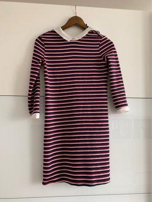 Gestreiftes Kleid Gr 32