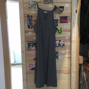 gestreiftes Kleid Gr38