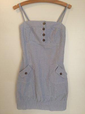 Hailys Shirt Dress white-light blue