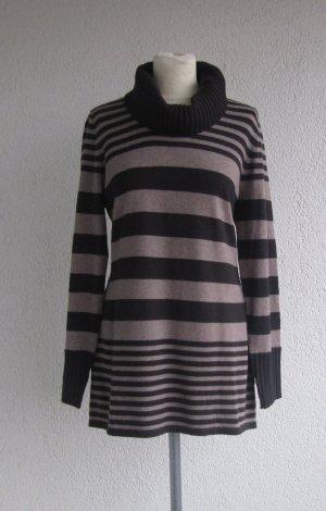 gestreiftes Kleid / Tunika von Taifun. in Gr. 42