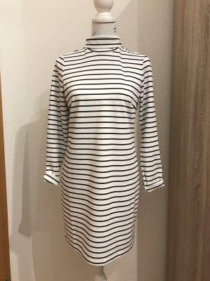 Vila Longsleeve Dress black-white