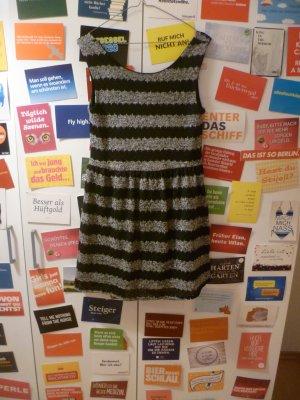 Gestreiftes Kleid von Atmosphere, 40, M, L, Primark, Streifen, Babydoll, Classic