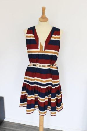 Jaune Rouge Mini Dress multicolored