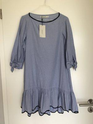 Gestreiftes Kleid von Zara - Neu mit Etikette