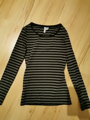 H&M Divided Long Shirt multicolored