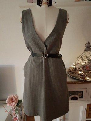 Gestreiftes Latz-Kleid Gr.42 H&M