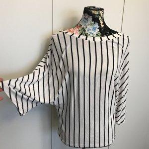 Gestreiftes lockeres Shirt