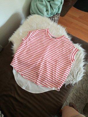 Gestreiftes luftiges Shirt