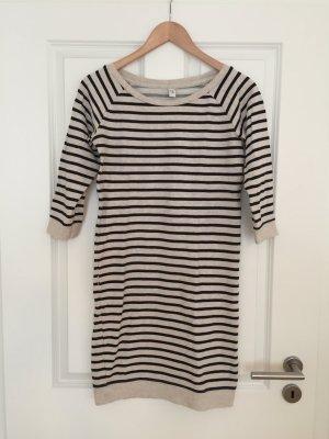 Gestreiftes Pullover-Kleid von Esprit in Größe XS
