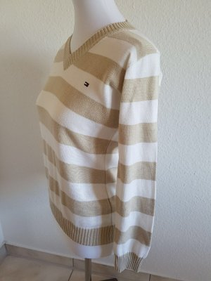 Gestreiftes Pullover von Tommy Hilfinger Größe 36-38