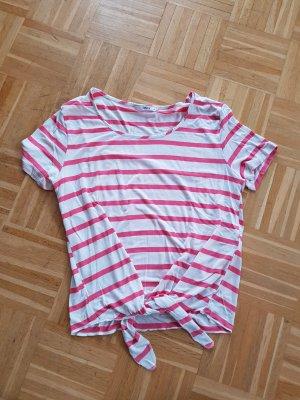 gestreiftes Shirt Grösse M