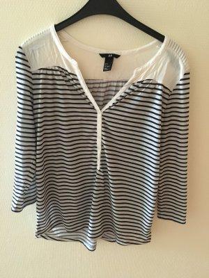 Gestreiftes Shirt, H&M