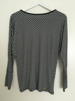 Gestreiftes Shirt mit leichtem Fledermaus-Arm von Michael Kors in Größe S
