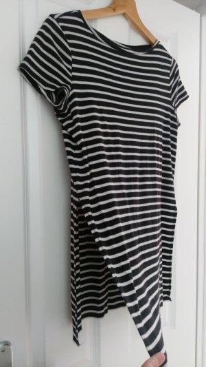 Asos Stripe Shirt black-white