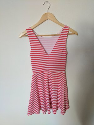 Gestreiftes Sommer Kleid