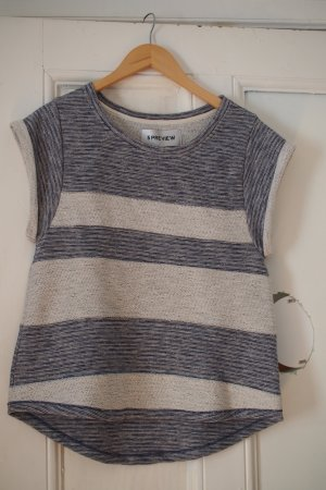 Gestreiftes Sweater Top von 5 Preview in Gr. S