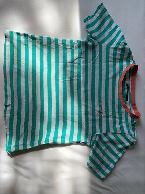 Only Camisa de rayas multicolor