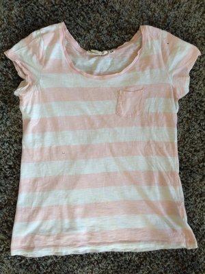 Gestreiftes T-Shirt Gr.36