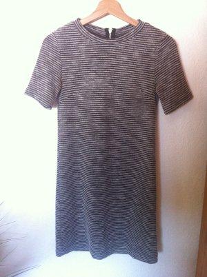 Gestreiftes T-Shirt Kleid H&M