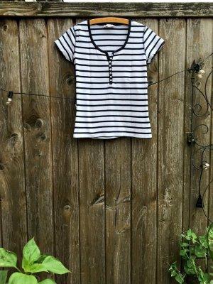 Gestreiftes T-Shirt von brookshire
