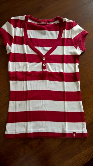Gestreiftes T-Shirt von EDC Maritim