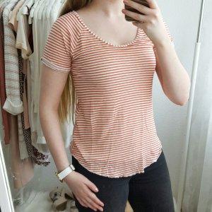 gestreiftes T-Shirt von Zara in gr. S