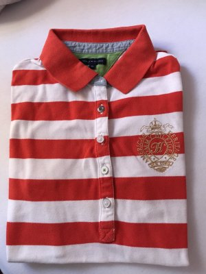Tommy Hilfiger Shirt red-white