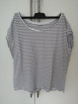 Gestreiftes Tshirt, Gr. L, Zara