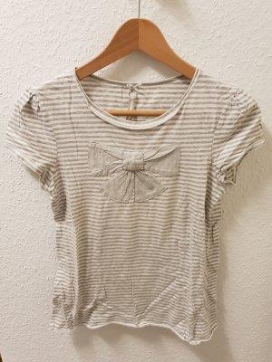 Next Camiseta blanco-gris