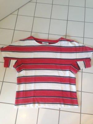 Gestreiftes Tshirt von Mango