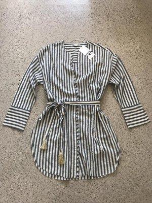 Zara Camisa de manga larga multicolor