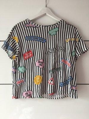 gestreiftes Zara Shirt