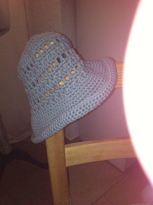 gestricke Sommer Mütze
