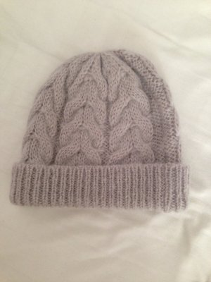 COS Knitted Hat beige