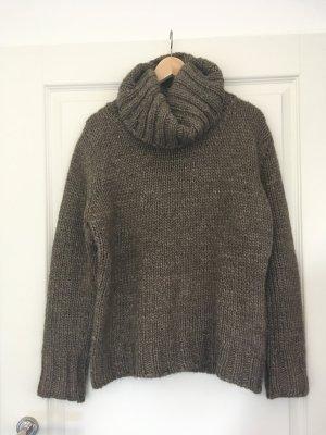 gestrickter Pullover von Joop! Alpacawolle