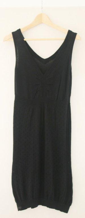 gestricktes Kleid ESPRIT mit Lochmuster