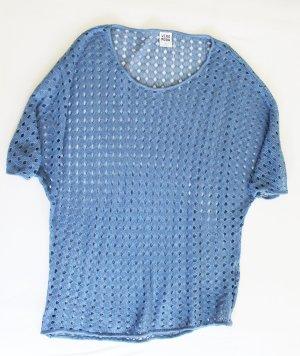 Vero Moda Top en maille crochet multicolore