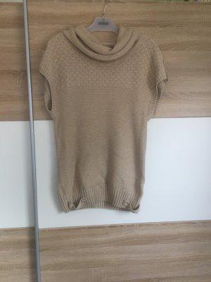 Takko Coarse Knitted Sweater cream