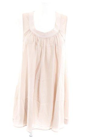 Gestuz A-Linien Kleid rosé Schimmer-Optik
