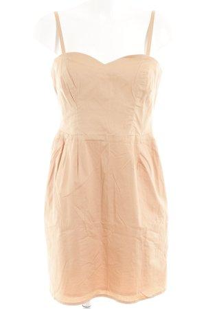 Gestuz Balloon Dress apricot elegant
