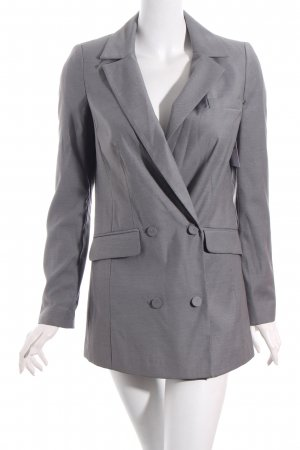 Gestuz Blazer grau Business-Look
