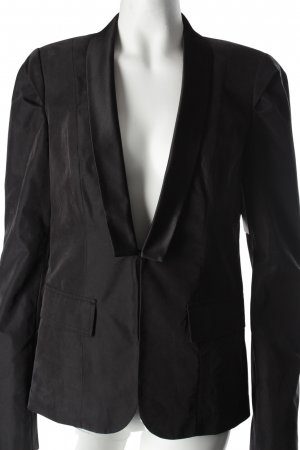 Gestuz Blazer schwarz Business-Look